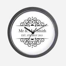 personalized anniversary clocks personalized anniversary clocks personalized anniversary wall