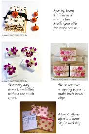 Gift Wrapping Workshops At Stylie Sydney