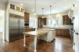 kitchen island with table extension kitchen island with table extension open l shaped top islands full