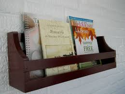 furnitures cute picture of mounted wall small single solid cherry