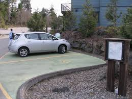 nissan leaf charge time victoria ucluelet tofino by two leafs
