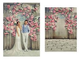 wedding backdrop china photography background 200cm 150cm wedding vinyl backdrop