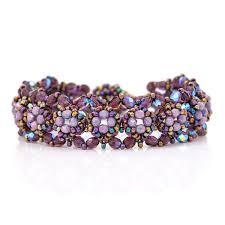 bracelet kit images Rosetta bracelet kit by jill wiseman designs fusion beads jpg