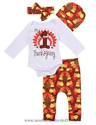 baby boy clothes thanksgiving newborn baby boy letter