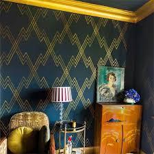 best 25 blue and gold wallpaper ideas on pinterest geometric