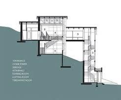 hillside house plans stunning house plans on a hillside images best inspiration home