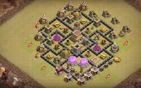 layout design th7 16 th7 to th11 farming trophy war base layouts for july 2017
