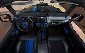 jeep chief concept interior the 46th annual moab easter jeep safari photo u0026 image gallery