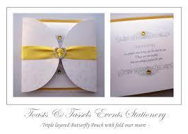 wedding invitation pouches square pouches
