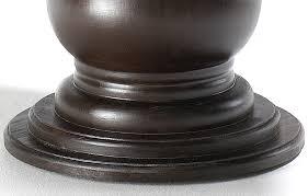 Pedestal Coffee Table Round Round Pedestal Coffee Table Kate Madison Furniture