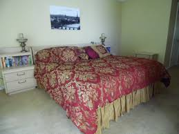 Pizza Duvet Indies House 106 Vacation Rental Condo In Ormond By The Sea Florida