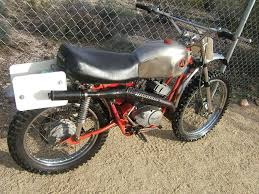 1970s motocross bikes no reserve u2013 1971 hodaka super rat bike urious