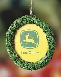 kurt s adler deere logo ornament fort brands