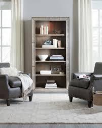 Hooker Bookcases Hooker Furniture Nathan Eglomise Bookcase