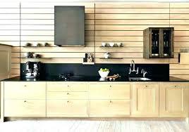 facade cuisine bois brut meuble bas cuisine bois massif la placard en pin socialfuzz me