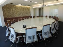 Back Painted Glass Conference Table M Custom Furniture Gallery M Custom M Custom