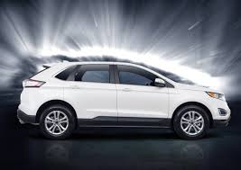 nissan ford want an suv the 2017 ford edge is the answer mossy ford