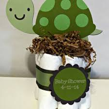 turtle baby shower decorations best mini cakes centerpieces products on wanelo