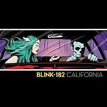 california photo album california blink 182 album