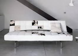 White Sofa Bed Bonaldo Pierrot King Cow Sofa Bed Sofa Beds Contemporary Furniture