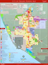 Zone Map Maps U2014 City Of Oxnard