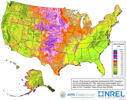 Map Of Central Usa by Maps Of Nonhurricane Nontornadic Extreme Wind Speeds For The Us