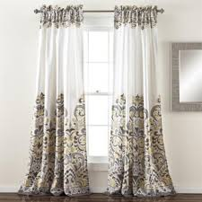 curtains paisley curtains window treatments dragon fly