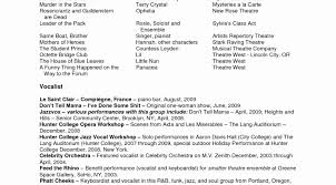 theater resume template actor resume template best of resume theater resume template