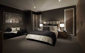 Black Bedroom Ideas Pinterest by Black Dark Feature Wall Bedroom Elegant Sleek Bedroom