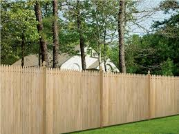 backyard wood fence ideas u2014 best home decor ideas