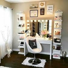 good room ideas good cute vanity sets 1 23 diy makeup room ideas organizer