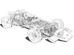 cartoon ferrari the ferrari 312b formula one racing car ruelspot com