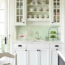 beadboard backsplash in kitchen beadboard cabinets design ideas