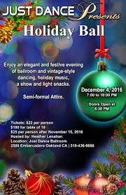 special events holiday ball