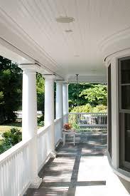 elegant porch swing vogue new york victorian porch inspiration