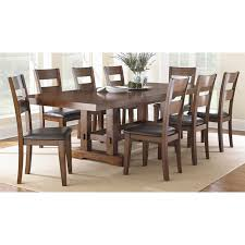greyson living denver dining set by greyson living dark brown