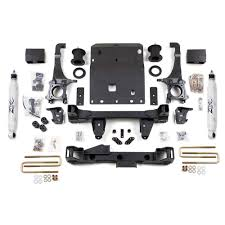 toyota tacoma suspension zone offroad products t3 tacoma suspension lift kit 6 front 4