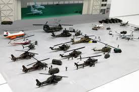 air force 1 layout ds144 008 1 144 air force apron hangar set hakoniwagiken