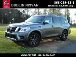 dublin kad gun 2017 nissan armada new suv for sale 302292