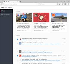Be Blind For A Day Firefox Test Pilot Activity Stream