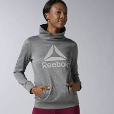 reebok reebok womens clothing hoodies u0026 sweatshirts sale online