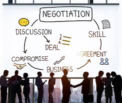 Seeking Negotiation Negotiating Negotiations Rutgers Today