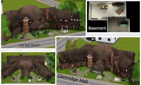 residential glenridge hall the mansion from tv series the mod the sims glenridge hall the mansion from tv series the