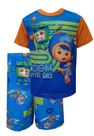 nickelodeon team umizoomi zoom toddler pajamas