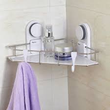 Corner Shelving Bathroom Bathroom Corner Shelf Garbath