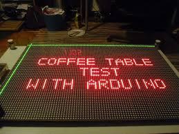 arduino ikea coffee table hack tobiscorner