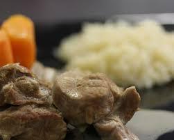 blanquette de veau cuisine az recette blanquette de veau simple