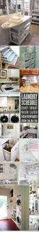 Laundry Room Table With Storage by Best 25 Laundry Sorter Ideas On Pinterest Laundry Basket
