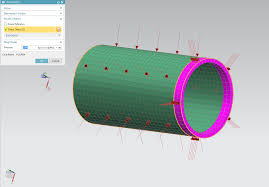 solved mapping cfd pressure data siemens plm community 409944