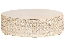 gold cake stands 18 gold plated cake stand cv linens